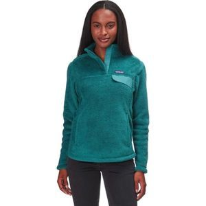 PATAGONIA Teal Re-Tool Snap-T Fleece Pullover XS